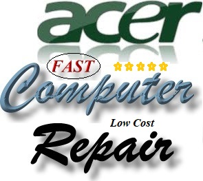 Acer Fast Wellington Shropshire Computer Repair Contact Phone Number