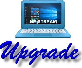 Upgrade Wellington Telford HP Stream Laptop Storage