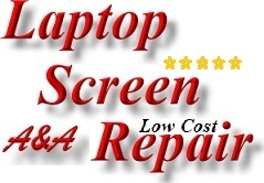 Compaq Wellington Shropshire Laptop Screen Repair