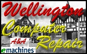 eMachines Wellington Shropshire Laptop Repair eMachines PC Repair