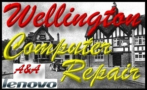 Lenovo Wellington Telford PC Repair, Lenovo Laptop Repair Wellington