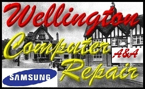Fast Samsung Wellington laptop Repair - Samsung Wellington laptop fix