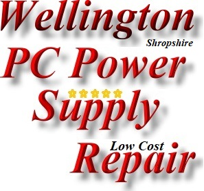 Wellington Telford PC Power Supply Repair