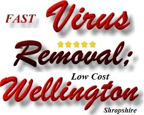 Wellington Virus Removal Contact Phone Number