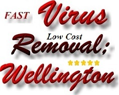 About Telford computer viruses and Telford virus removal